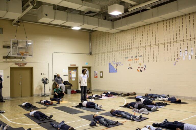 SHOULD MEDITATION REPLACE DETENTION SCHOOL IMAGE