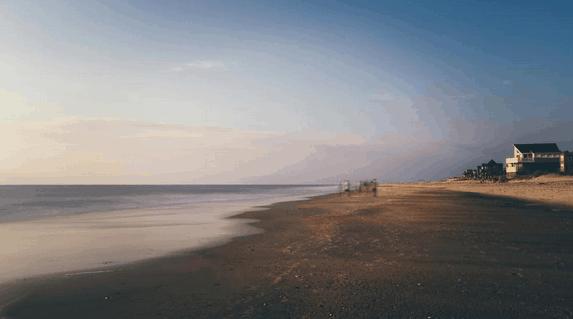 mindful ocean scenery